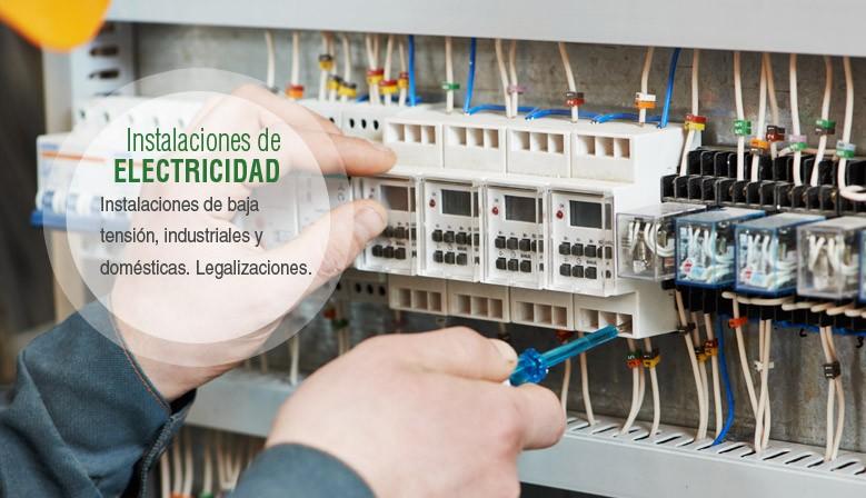 A.Ferlasa - Instalaciones de Electricidad